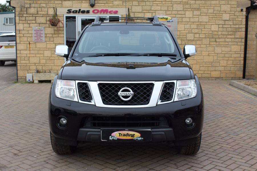 NISSAN NAVARA DCI TEKNA CONNECT 4X4 DOUBLE CAB - 5202 - 8