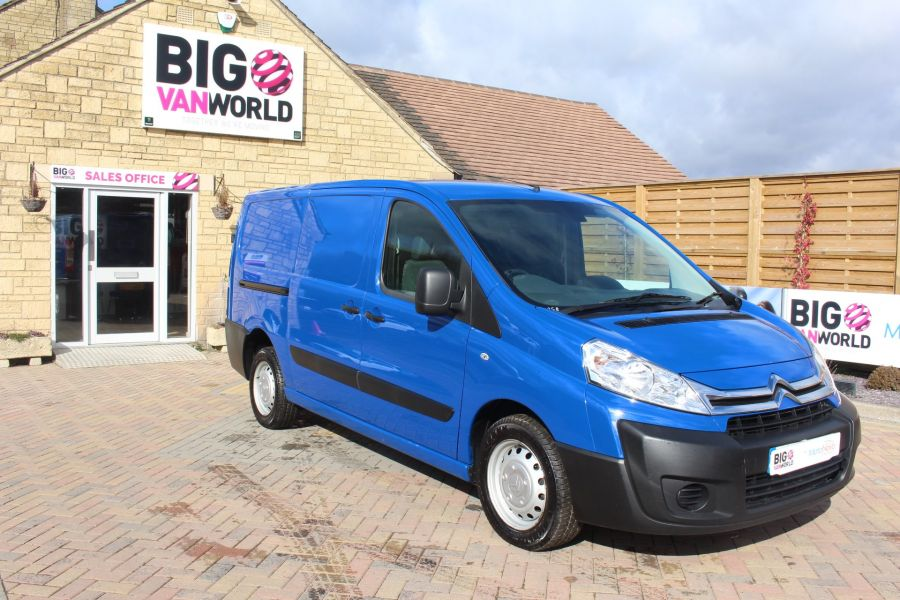 CITROEN DISPATCH 1200 HDI 125 L2 H1 ENTERPRISE LWB LOW ROOF - 7340 - 2