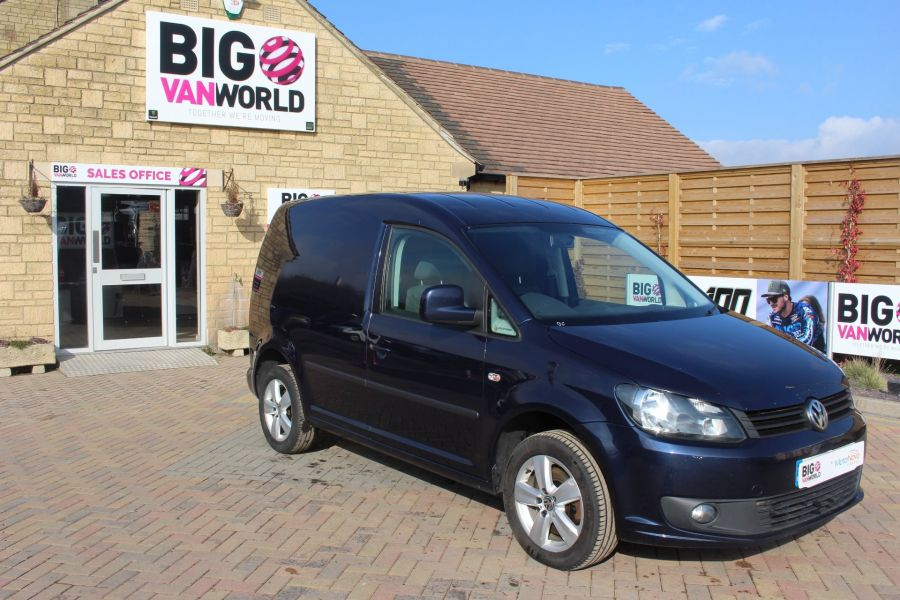 VOLKSWAGEN CADDY C20 TDI 140 HIGHLINE - 7370 - 3