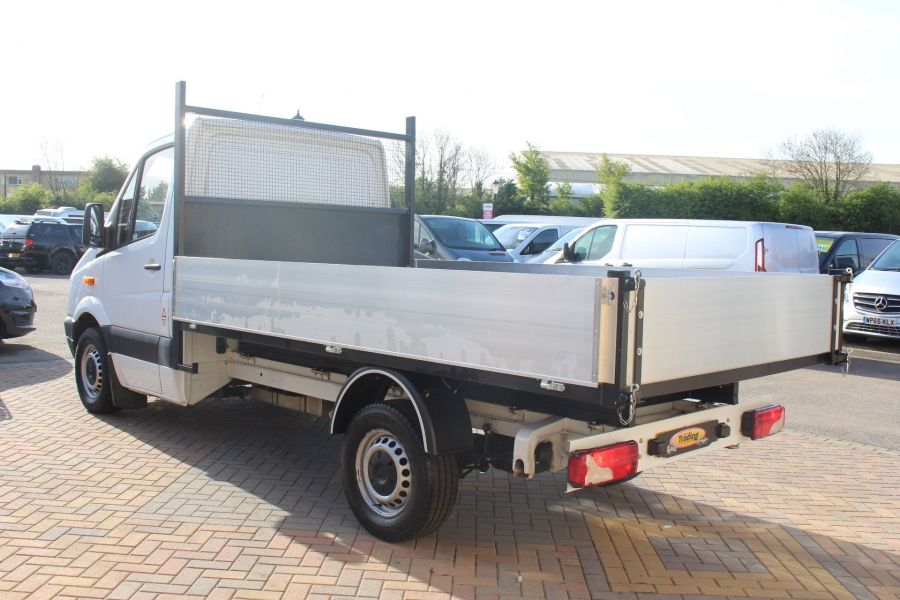 MERCEDES SPRINTER 313 CDI MWB SINGLE CAB ALLOY TIPPER - 5584 - 12