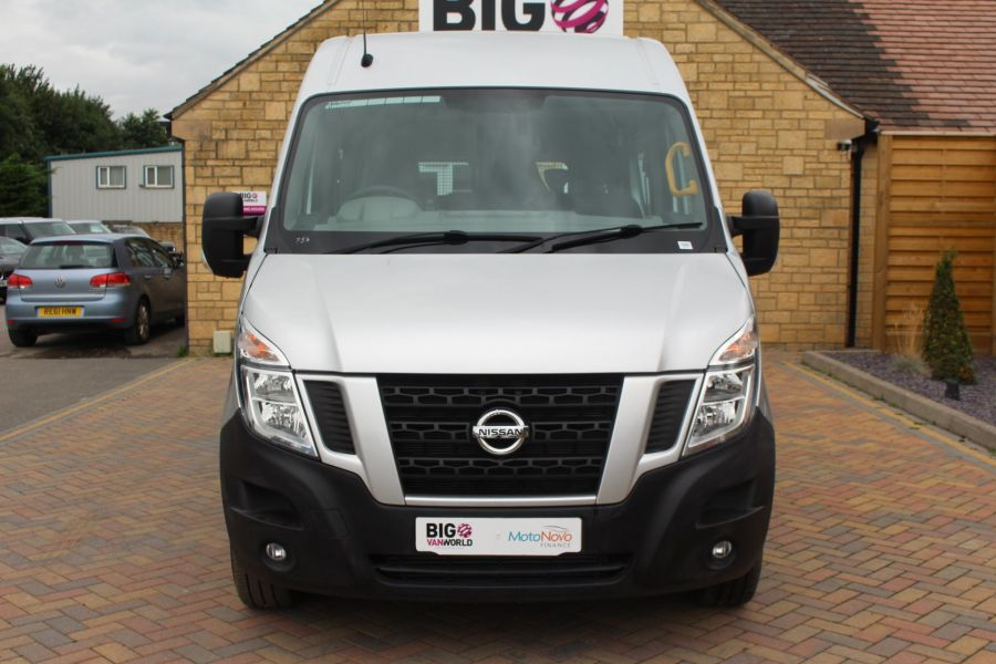 NISSAN NV400 F35 DCI 125 L3 H2 SE LWB MEDIUM ROOF 13 SEAT BUS - 6485 - 9