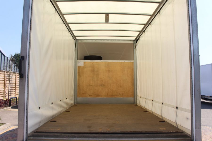 MERCEDES SPRINTER 314 CDI 140 CURTAINSIDER - 7665 - 20