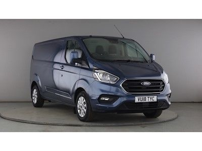FORD TRANSIT CUSTOM 300 TDCI 170 L2H1 LIMITED LWB LOW ROOF - 11217 - 1