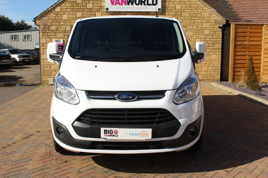 FORD TRANSIT CUSTOM 270 TDCI 125 L1 H1 LIMITED SWB LOW ROOF FWD - 6799 - 9