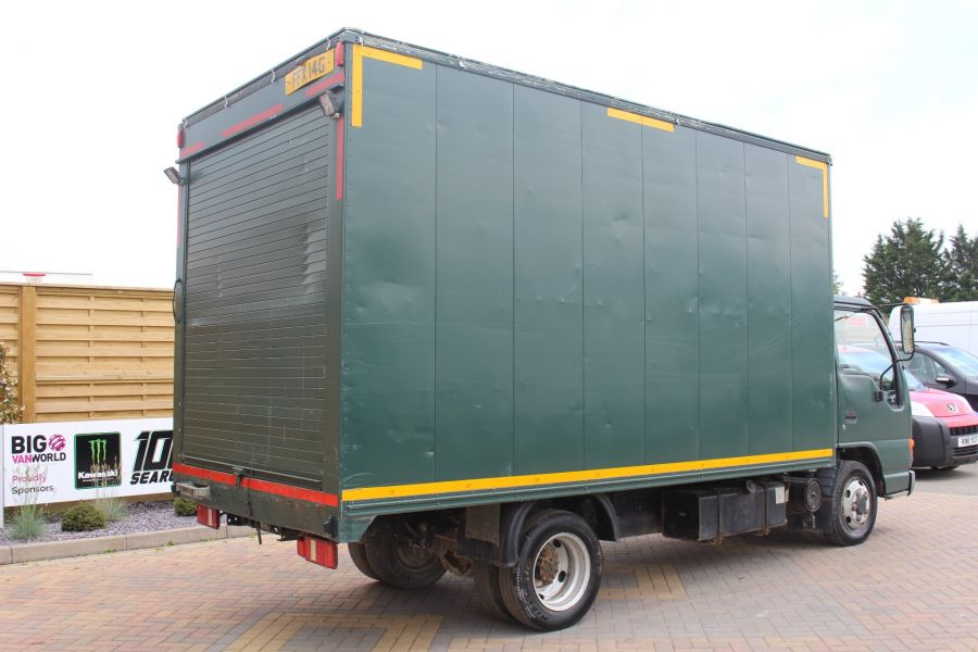 ISUZU TRUCKS NKR 77 TURBO ELECTRIC DI BOX VAN - 6361 - 3