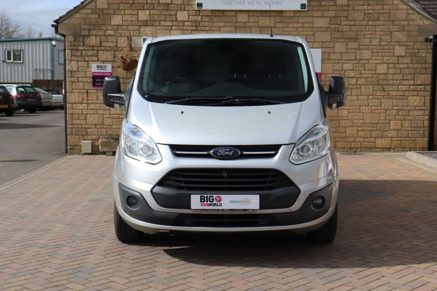 FORD TRANSIT CUSTOM 270 TDCI 125 L1H1 TREND SWB LOW ROOF - 10621 - 11