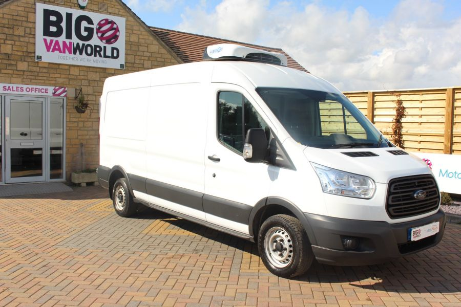FORD TRANSIT 310 TDCI 125 L3 H2 FRIDGE LWB MEDIUM ROOF FWD - 6626 - 2
