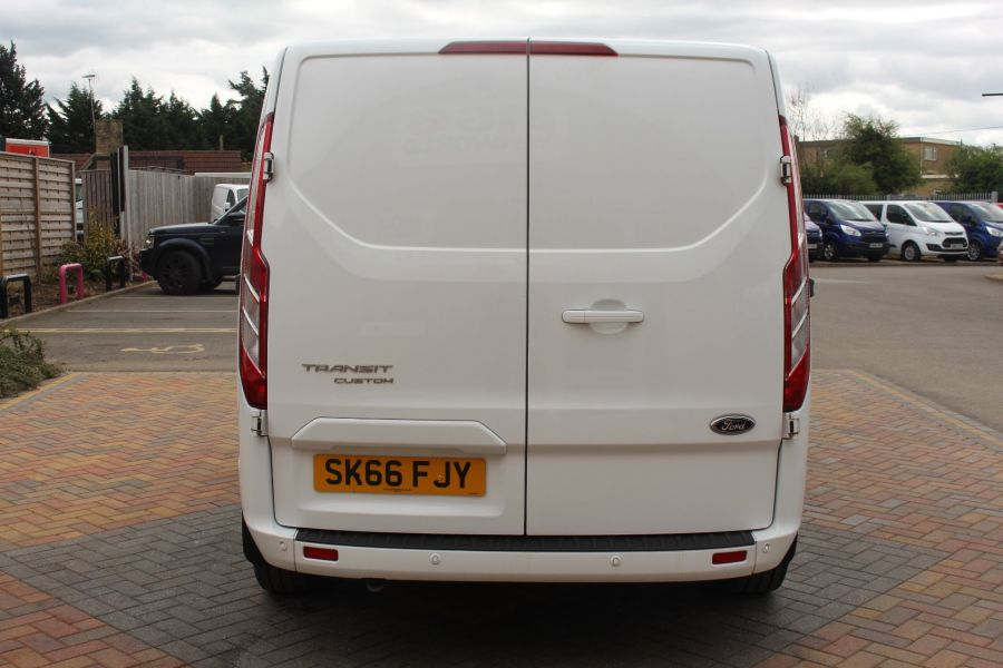 FORD TRANSIT CUSTOM 310 TDCI 170 L1 H1 LIMITED DOUBLE CAB 5 SEAT CREW VAN SWB LOW ROOF - 9234 - 6
