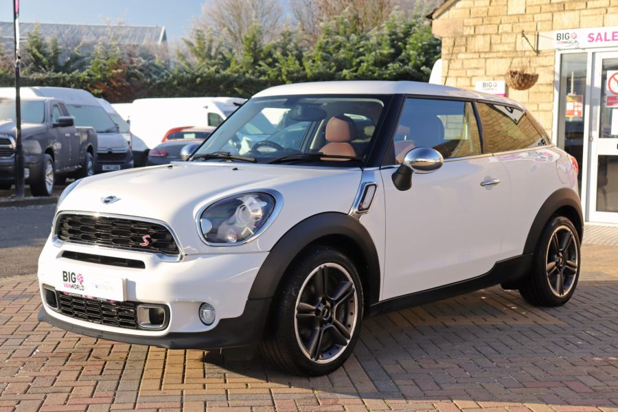 MINI PACEMAN COOPER 2.0 SD 143 ALL4 AUTO - 11657 - 12