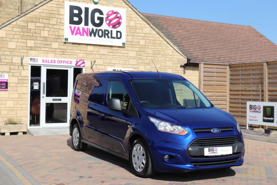 FORD TRANSIT CONNECT 210 TDCI 95 L2H1 TREND LWB LOW ROOF - 9800 - 2