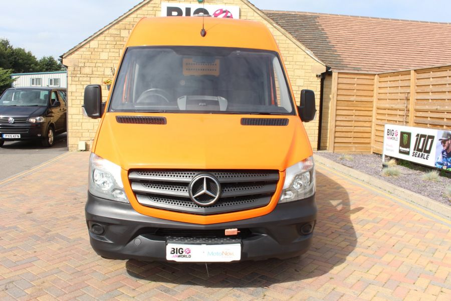 MERCEDES SPRINTER 313 CDI 129 MWB HIGH ROOF MOBILE TYRE FITTING - 8117 - 9