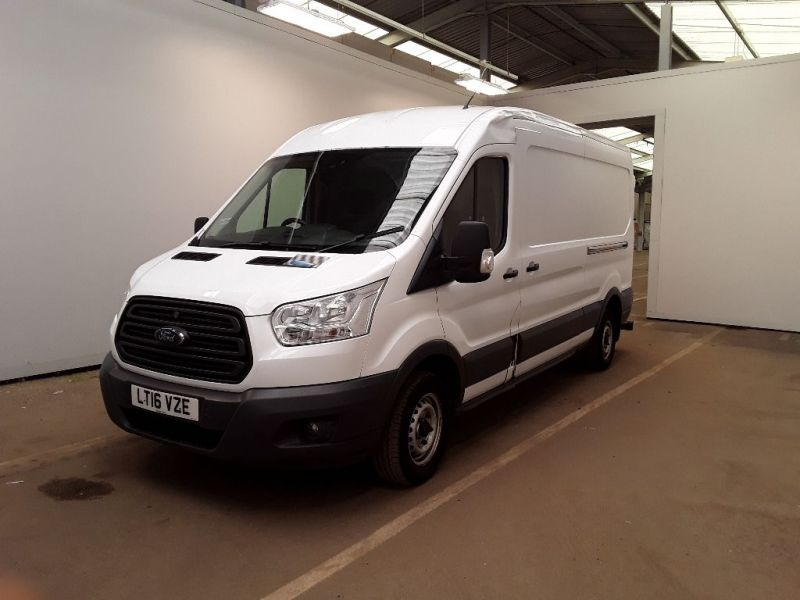 FORD TRANSIT 310 TDCI 100 L3H2 LWB MEDIUM ROOF FWD - 11345 - 1