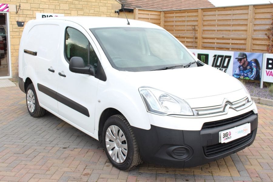 CITROEN BERLINGO 750 HDI 90 L2 H1 LX LWB LOW ROOF - 8454 - 1