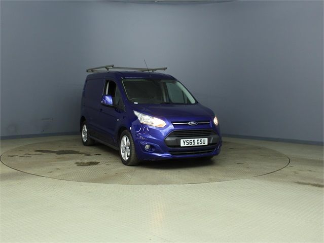 FORD TRANSIT CONNECT 200 TDCI 115 L1 H1 LIMITED SWB LOW ROOF - 7448 - 1