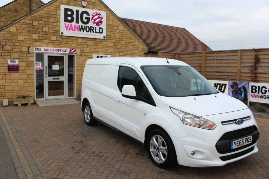 FORD TRANSIT CONNECT 240 TDCI 115 L2 H1 LIMITED LWB LOW ROOF - 8671 - 3