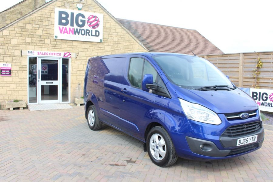 FORD TRANSIT CUSTOM 290 TDCI 125 L1 H1 LIMITED SWB LOW ROOF FWD - 9056 - 3