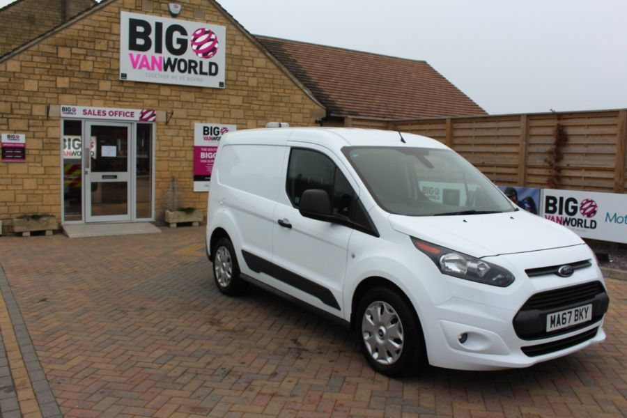FORD TRANSIT CONNECT 200 TDCI 75 L1 H1 TREND SWB LOW ROOF - 8372 - 3