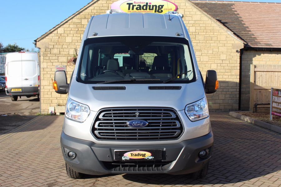 FORD TRANSIT 460 TDCI 155 L4 H3 TREND 18 SEAT BUS - 5330 - 7