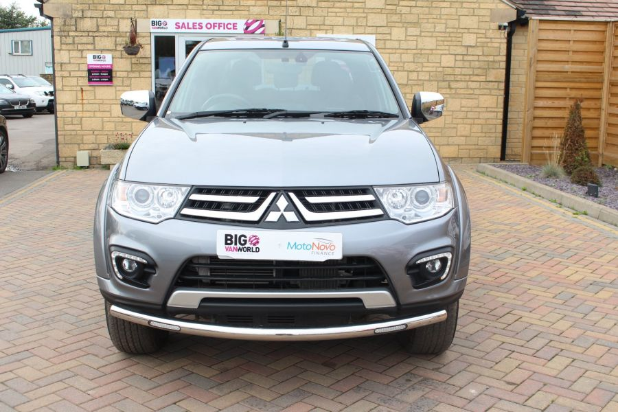MITSUBISHI L200 DI-D 4X4 LWB BARBARIAN LB 175 BHP DOUBLE CAB WITH MOUNTAIN TOP  - 6724 - 9