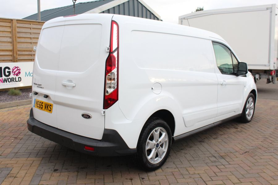 FORD TRANSIT CONNECT 240 TDCI 115 L2 H1 LIMITED LWB LOW ROOF - 8671 - 5