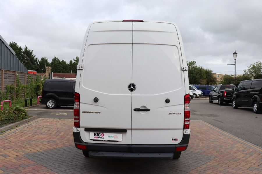 MERCEDES SPRINTER 314 CDI 140 MWB HIGH ROOF FRIDGE/FREEZER VAN - 11283 - 7
