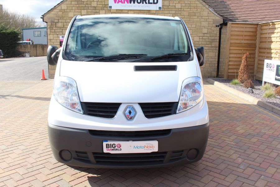 RENAULT TRAFIC SL27 DCI 115 SWB LOW ROOF - 7262 - 9
