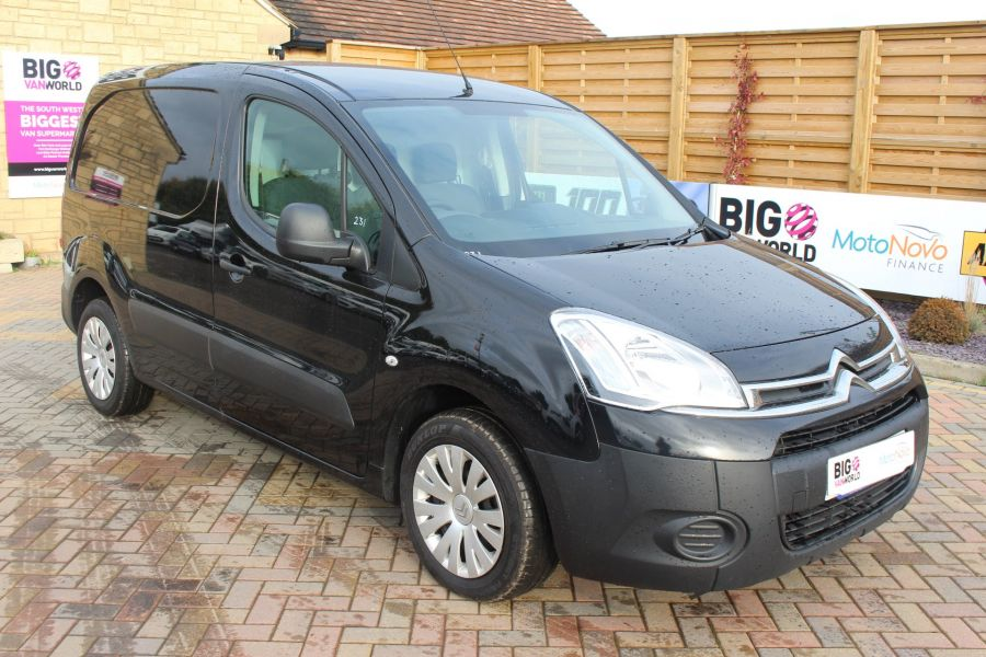 CITROEN BERLINGO 625 HDI 75 ENTERPRISE L1 H1 SWB LOW ROOF - 6794 - 3