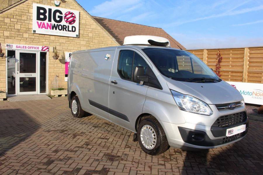 FORD TRANSIT CUSTOM 290 TDCI 100 L2 H1 TREND LWB LOW ROOF FRIDGE WITH OVERNIGHT - 6896 - 2