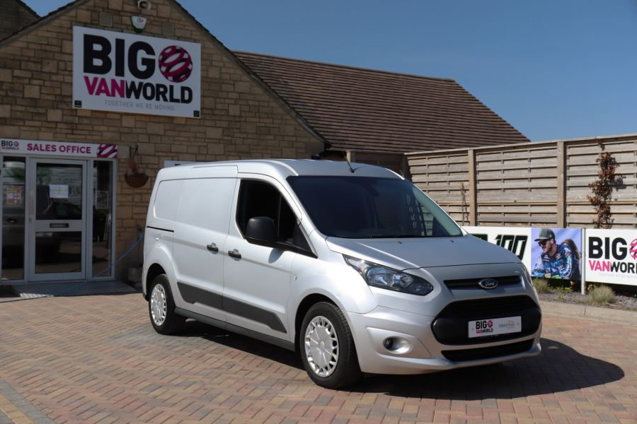 FORD TRANSIT CONNECT 240 TDCI 115 L2H1 TREND LWB LOW ROOF - 10422 - 3