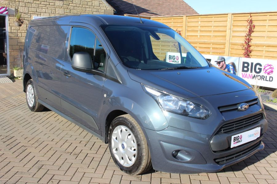 FORD TRANSIT CONNECT 240 TDCI 115 L2 H1 TREND LWB LOW ROOF - 6965 - 3