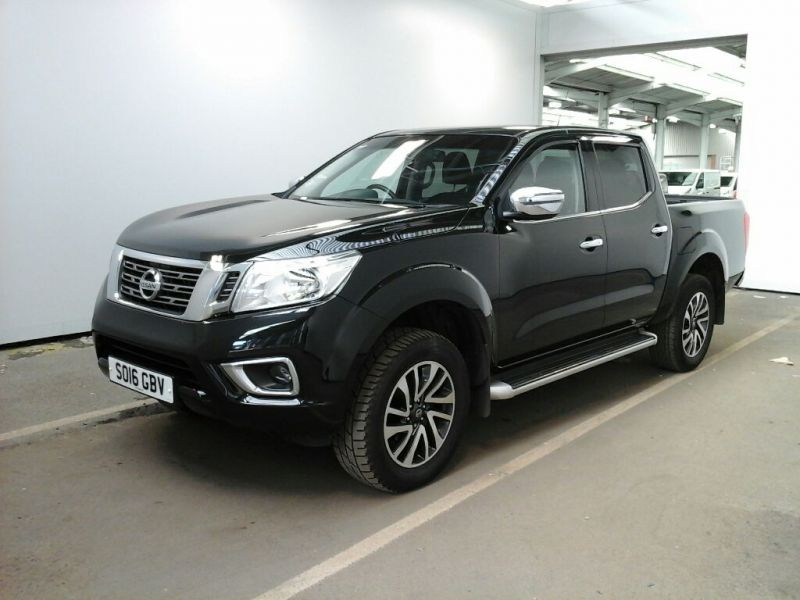 NISSAN NAVARA DCI 190 N-CONNECTA 4X4 DOUBLE CAB - 9734 - 1