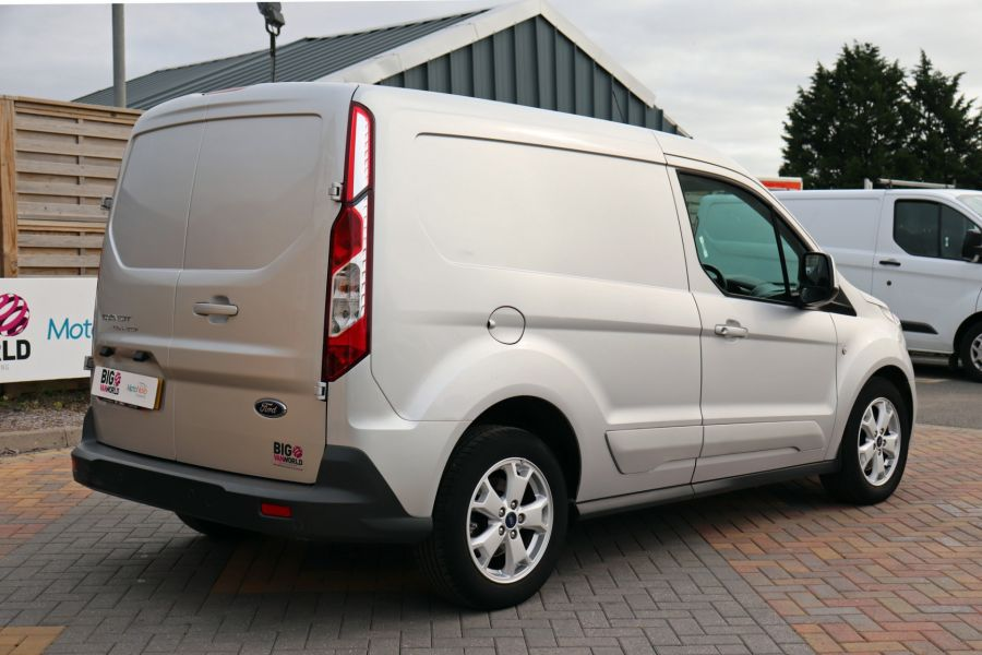FORD TRANSIT CONNECT 200 TDCI 120 L1H1 LIMITED SWB LOW ROOF - 11222 - 6