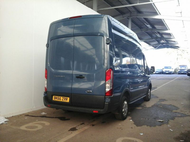 Used Ford Transit 290 Tdci 155 L2h3 Trend Mwb High Roof