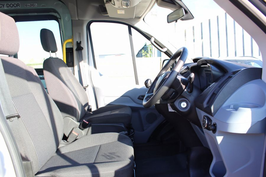 FORD TRANSIT 460 TDCI 155 L4 H3 TREND 18 SEAT BUS - 5330 - 9