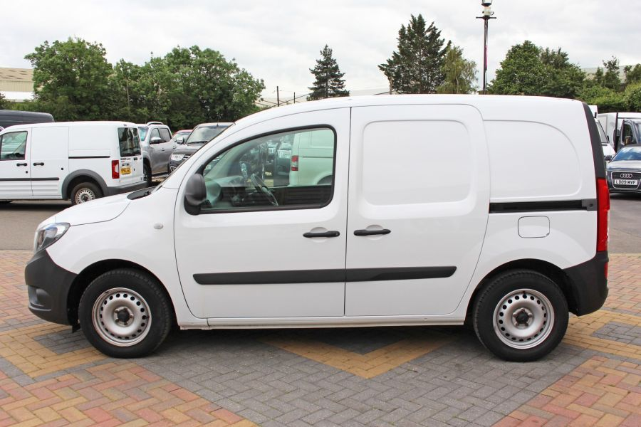 MERCEDES CITAN 109 CDI 90 LWB LOW ROOF - 9392 - 8