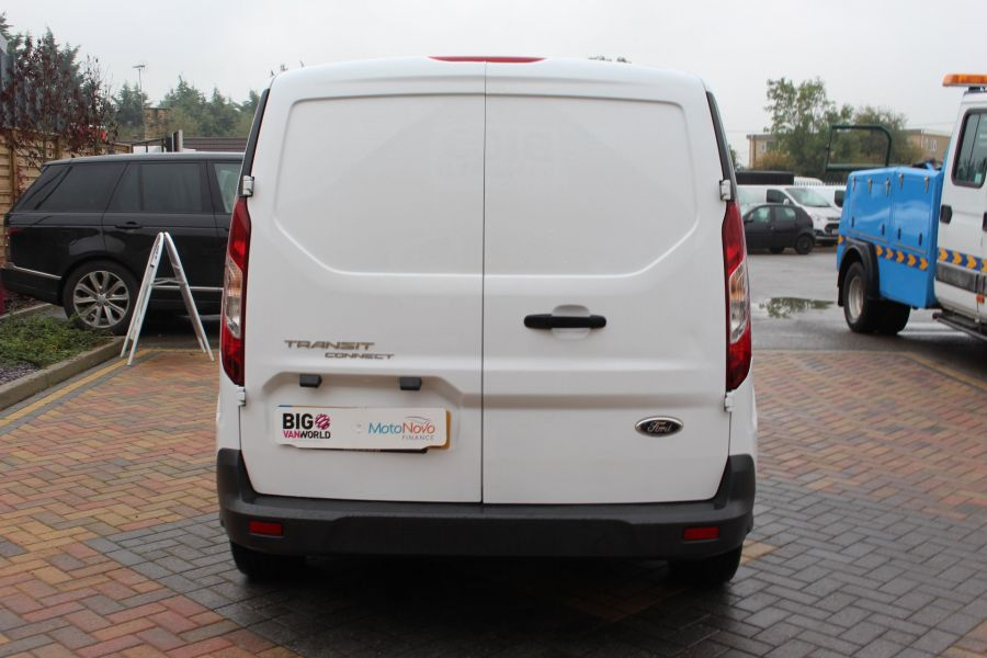 FORD TRANSIT CONNECT 240 TDCI 115 L2 H1 TREND LWB LOW ROOF - 6701 - 6