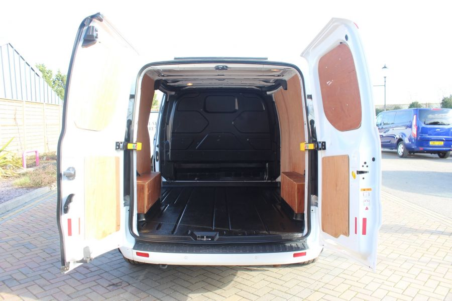 FORD TRANSIT CUSTOM 290 TDCI 170 L1 H1 LIMITED SWB LOW ROOF - 8843 - 23