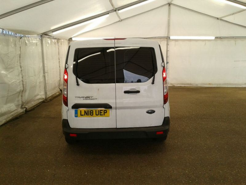 FORD TRANSIT CONNECT 240 TDCI 120 L2H1 TREND POWERSHIFT LWB LOW ROOF - 9768 - 3