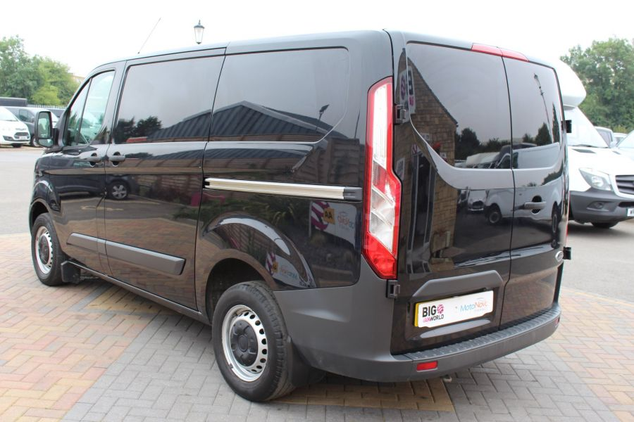 FORD TRANSIT CUSTOM 290 TDCI 100 L1 H1 SWB LOW ROOF FWD - 7223 - 7