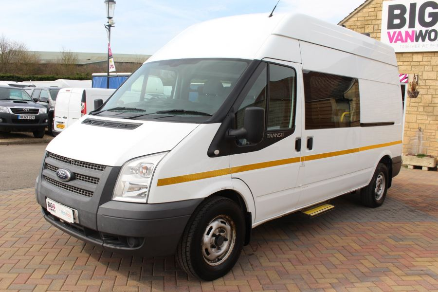 FORD TRANSIT 350 TDCI 100 LWB HIGH ROOF 7 SEAT MESSING UNIT - 7251 - 8
