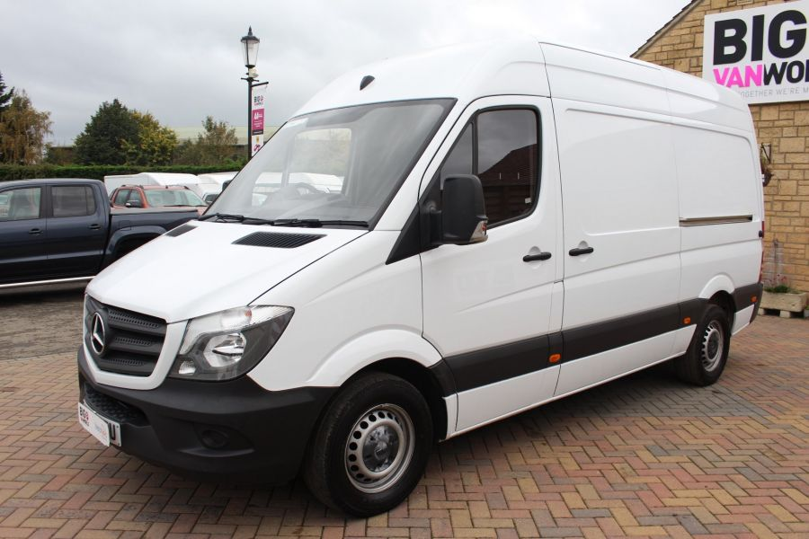 MERCEDES SPRINTER 313 CDI MWB HIGH ROOF - 6708 - 8