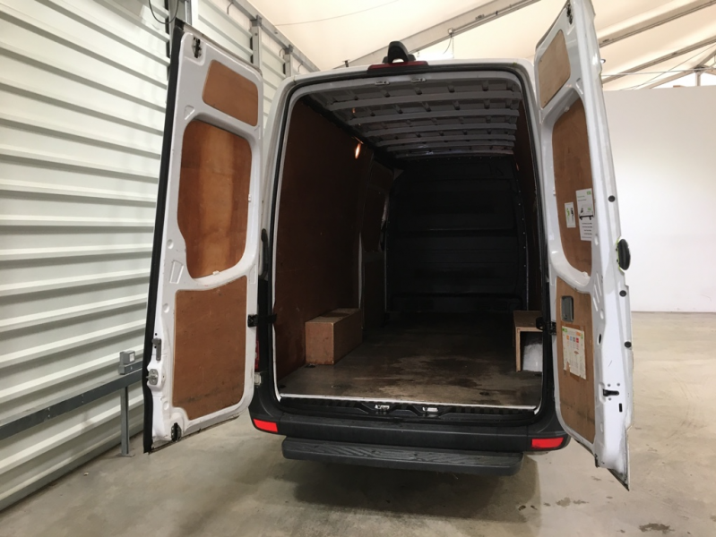 MERCEDES SPRINTER 314 CDI 140 LWB HIGH ROOF - 10890 - 8