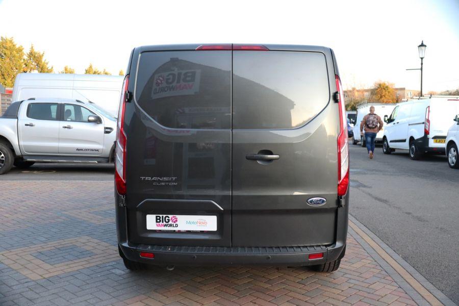 FORD TRANSIT CUSTOM 310 TDCI 155 L1H1 LIMITED SWB LOW ROOF FWD - 9827 - 6