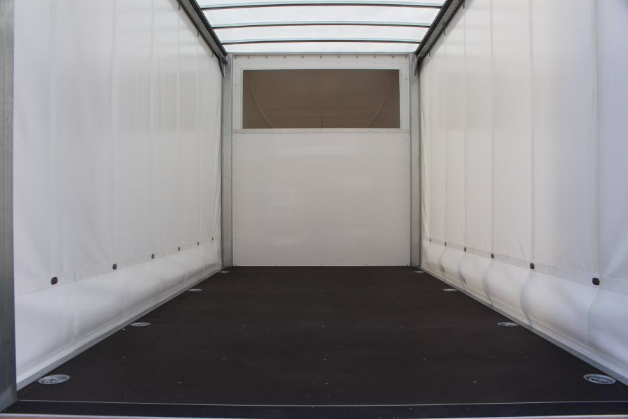 MERCEDES SPRINTER 313 CDI LWB 14FT CURTAIN SIDE LUTON BOX - 6147 - 18