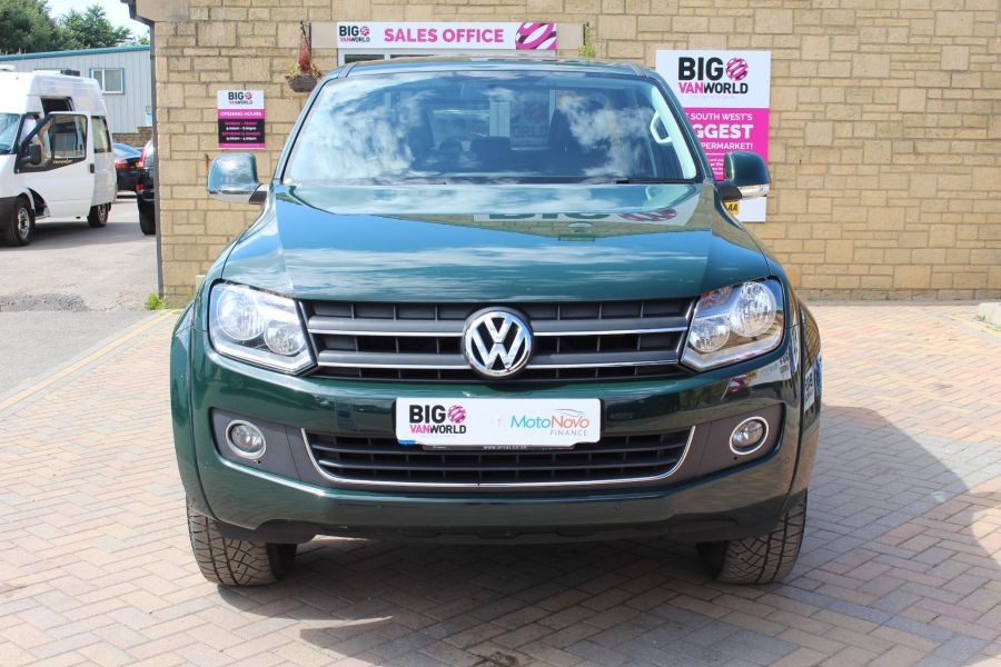 VOLKSWAGEN AMAROK A32 TDI 180 HIGHLINE 4MOTION DOUBLE CAB - 6513 - 9