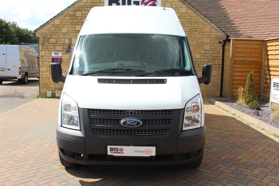 FORD TRANSIT 350 TDCI 125 LWB HIGH ROOF FWD - 6614 - 9