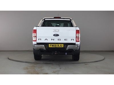 FORD RANGER TDCI 200 LIMITED 4X4 DOUBLE CAB WITH ROLL'N'LOCK TOP - 11455 - 5