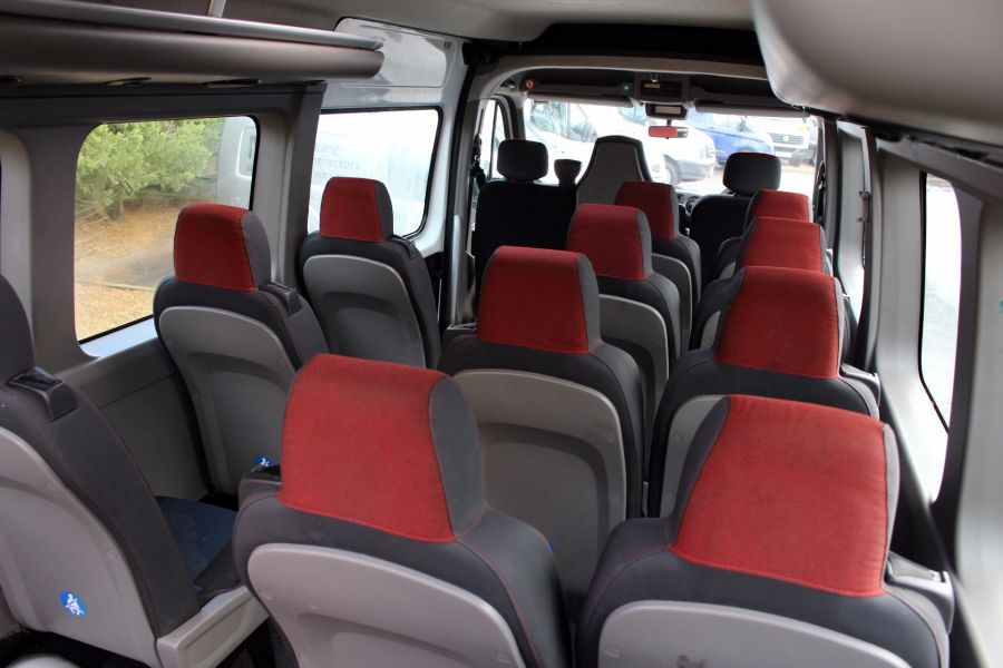 RENAULT MASTER LM39 DCI 125 COACH BUILT 17 SEAT BUS LWB MEDIUM ROOF - 5842 - 21