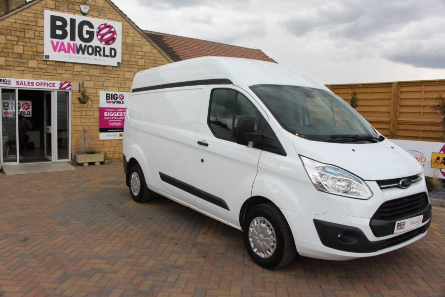FORD TRANSIT CUSTOM 290 TDCI 125 TREND L2 H2 LWB HIGH ROOF - 6144 - 2