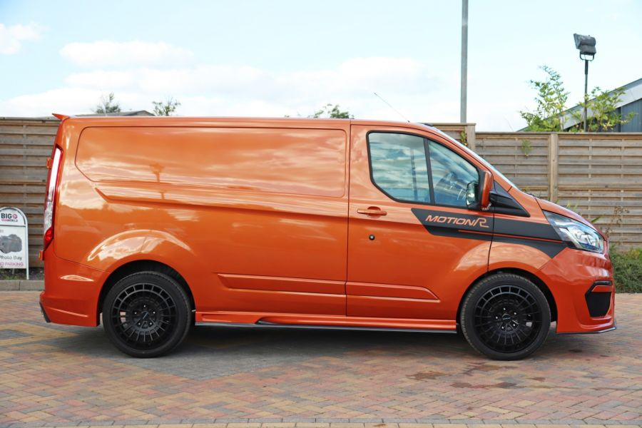 FORD TRANSIT CUSTOM 280 TDCI 130 L1H1 MOTION R LIMITED - 10195 - 5
